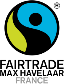 Logo Fairtrade Max Havelaar France